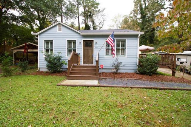 450 Pine Drive, Pine Lake, GA 30072 (MLS #6082985) :: North Atlanta Home Team