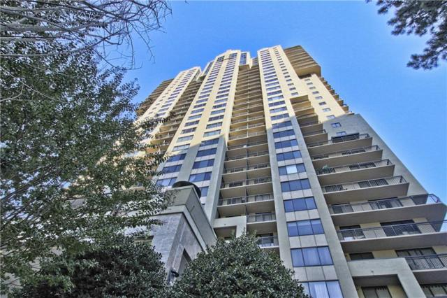 3481 Lakeside Drive NE 3501/TS1, Atlanta, GA 30326 (MLS #6085248) :: Iconic Living Real Estate Professionals