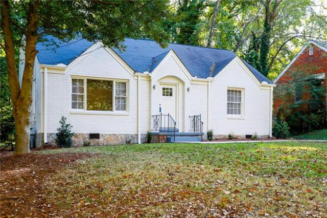 1856 Glendale Drive, Decatur, GA 30032 (MLS #6085436) :: The Cowan Connection Team