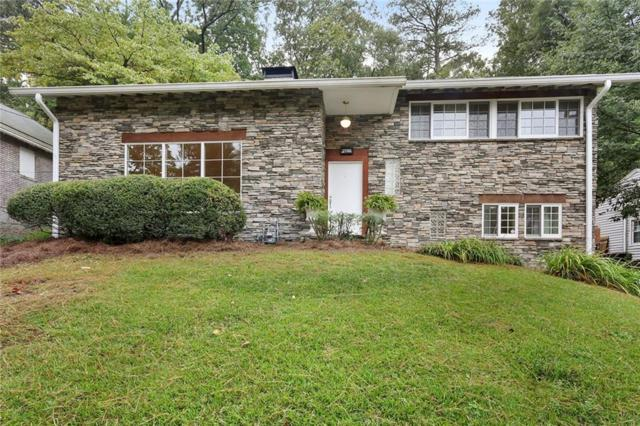 1780 N Rock Springs Road, Atlanta, GA 30324 (MLS #6085595) :: North Atlanta Home Team