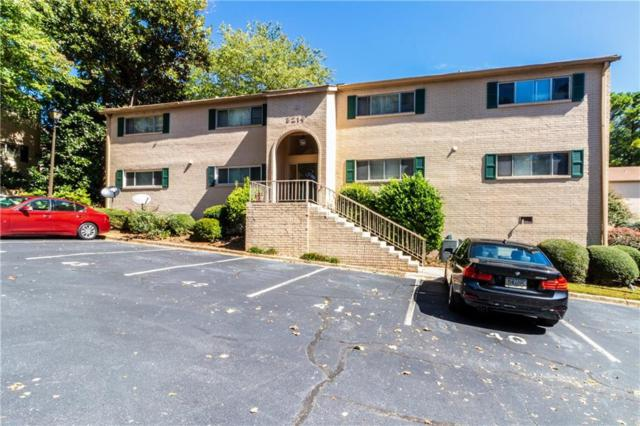 3214-1 Henderson Mill Road #1, Atlanta, GA 30341 (MLS #6086138) :: The North Georgia Group