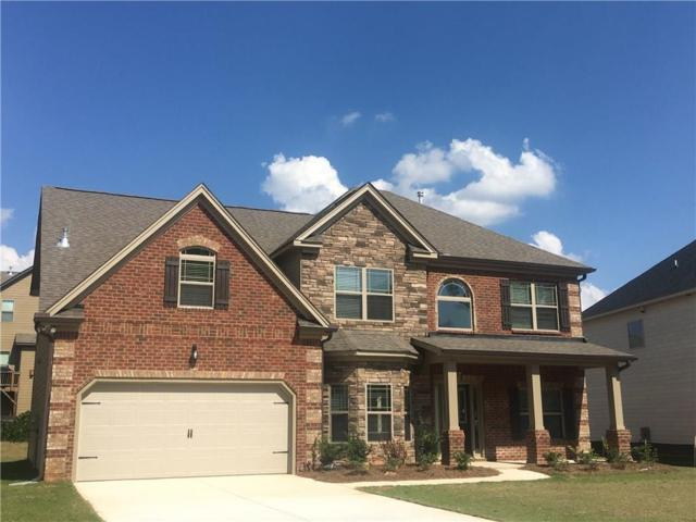 806 Holly Mist Court, Loganville, GA 30052 (MLS #6088553) :: The Russell Group