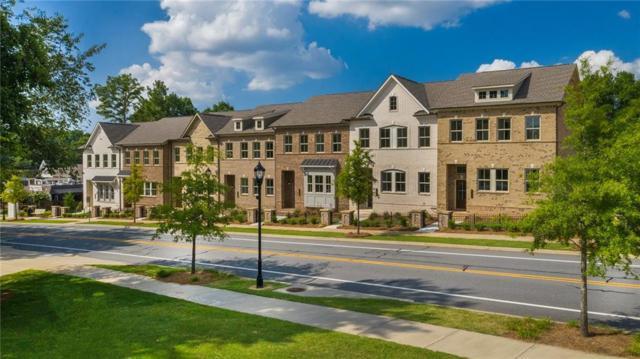 5303 Saxondale Lane #15, Dunwoody, GA 30338 (MLS #6090023) :: Kennesaw Life Real Estate