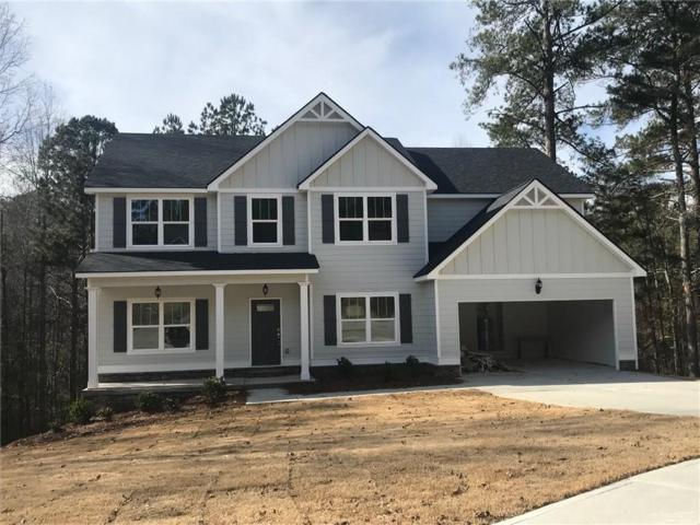 485 Tucker Trail, Bremen, GA 30110 (MLS #6090084) :: North Atlanta Home Team