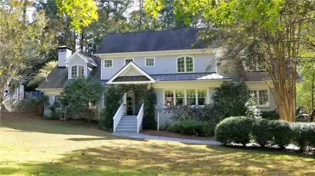 977 Wildwood Road NE, Atlanta, GA 30306 (MLS #6090185) :: RCM Brokers