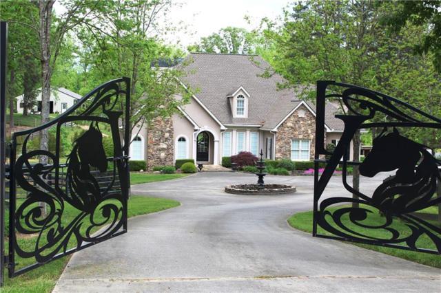 3799 Poplar Springs Road, Gainesville, GA 30507 (MLS #6091313) :: North Atlanta Home Team
