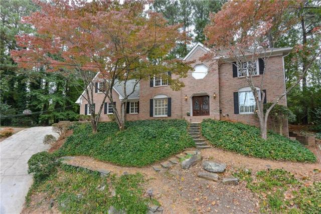 1263 Redfield Ridge, Dunwoody, GA 30338 (MLS #6092200) :: North Atlanta Home Team
