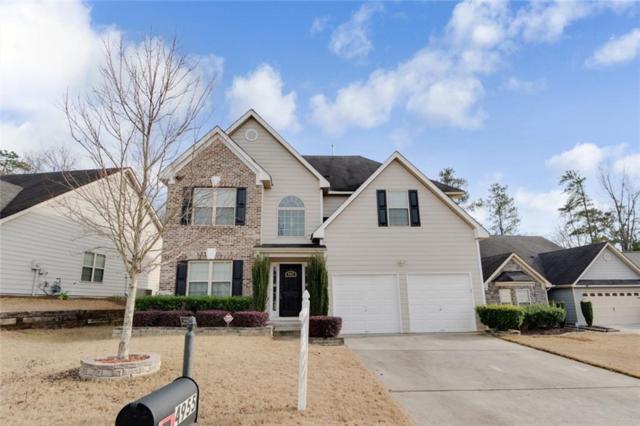 4955 SW Cottonwood Trail, Gainesville, GA 30504 (MLS #6093718) :: Team Schultz Properties