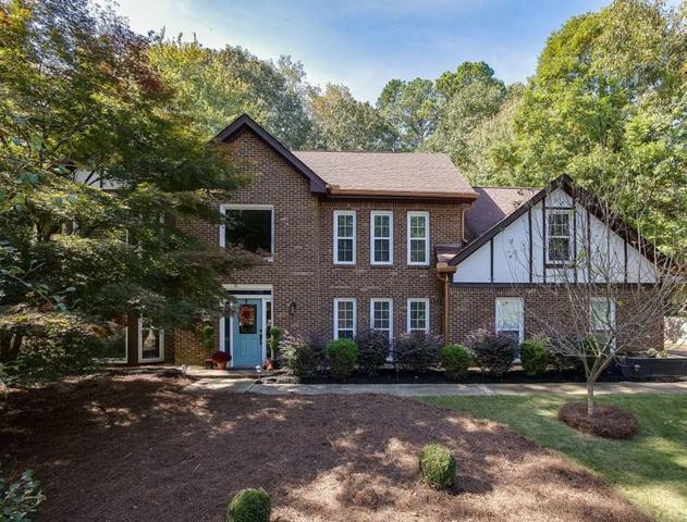 130 Shadow Springs Drive, Alpharetta, GA 30022 (MLS #6096165) :: North Atlanta Home Team