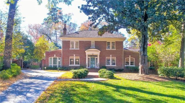 999 Stovall Boulevard NE, Atlanta, GA 30319 (MLS #6096756) :: North Atlanta Home Team