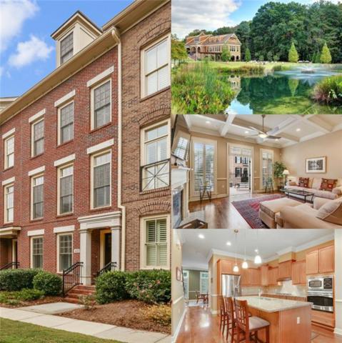 408 River Vista Drive #48, Atlanta, GA 30339 (MLS #6097279) :: RE/MAX Paramount Properties