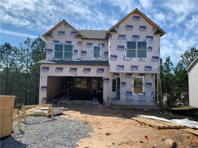 5470 Hilltop Pass, Fairburn, GA 30213 (MLS #6098528) :: The Cowan Connection Team