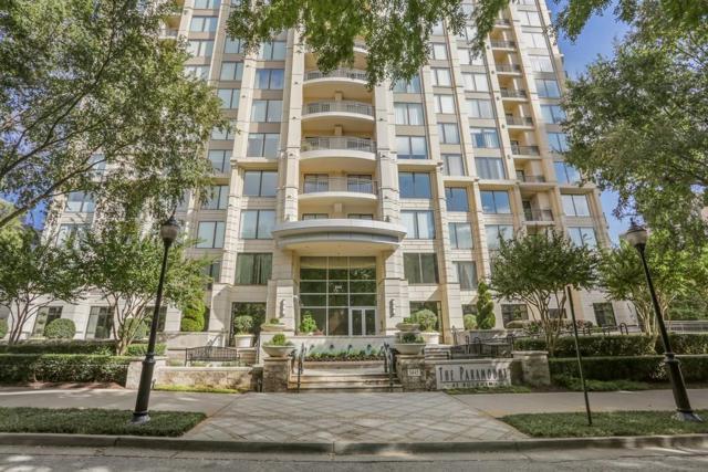 3445 Stratford Road NE #2105, Atlanta, GA 30326 (MLS #6099028) :: RE/MAX Paramount Properties