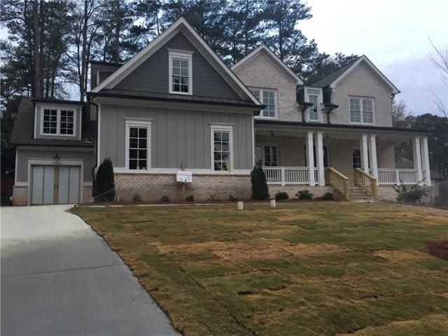 2282 Oakawana Drive NE, Atlanta, GA 30345 (MLS #6099243) :: Iconic Living Real Estate Professionals