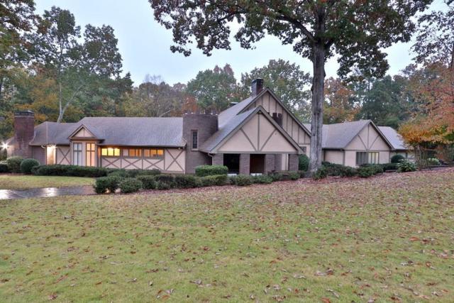 670 Saint Regis Lane, Alpharetta, GA 30022 (MLS #6099872) :: RE/MAX Paramount Properties