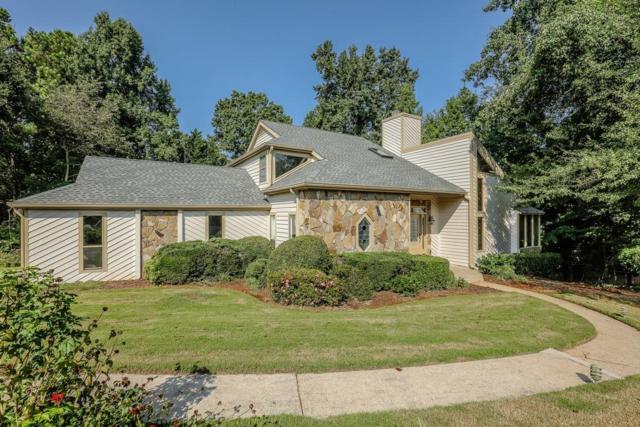 3560 Miller Farms Lane #2, Peachtree Corners, GA 30096 (MLS #6101108) :: North Atlanta Home Team