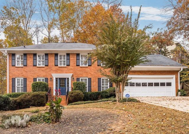1518 Withmere Lane, Dunwoody, GA 30338 (MLS #6103796) :: North Atlanta Home Team