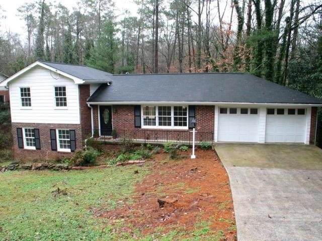 257 Valley Ridge Drive, Roswell, GA 30075 (MLS #6103800) :: North Atlanta Home Team