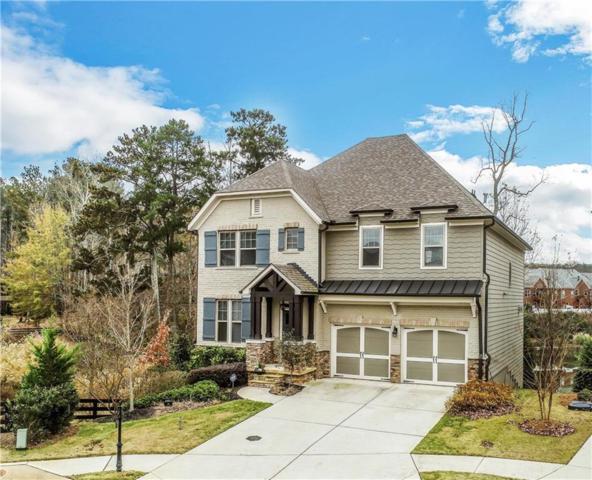 310 Lakeway Circle, Woodstock, GA 30188 (MLS #6105558) :: Path & Post Real Estate