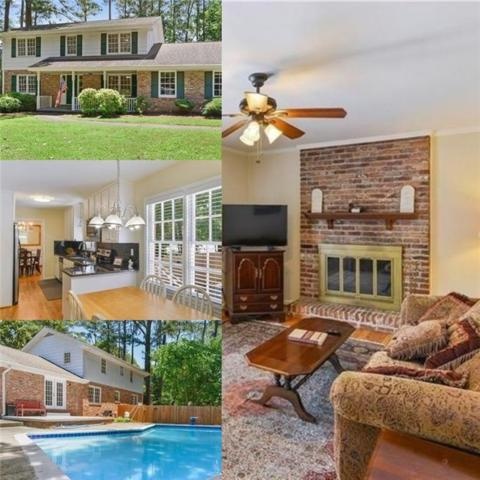 2933 Danbyshire Court NE, Atlanta, GA 30345 (MLS #6105687) :: The Zac Team @ RE/MAX Metro Atlanta