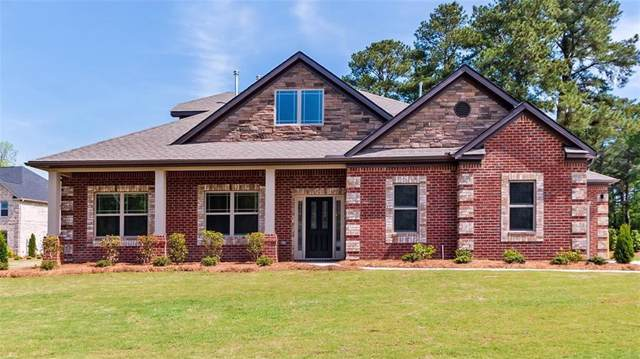 105 Elysian Drive, Fayetteville, GA 30214 (MLS #6107547) :: North Atlanta Home Team