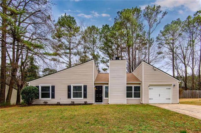 116 Hartley Woods Drive NE, Kennesaw, GA 30144 (MLS #6108389) :: North Atlanta Home Team