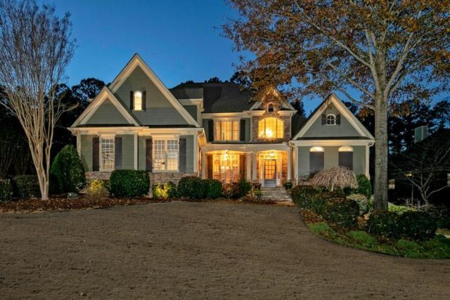 5160 Foxvale Cove NW, Kennesaw, GA 30152 (MLS #6110005) :: North Atlanta Home Team
