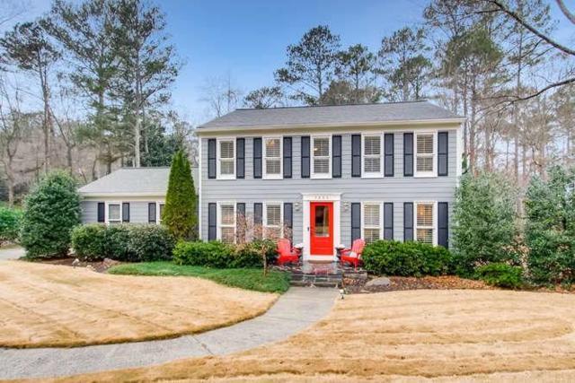3828 Fox Hills Drive SE, Marietta, GA 30067 (MLS #6111942) :: North Atlanta Home Team