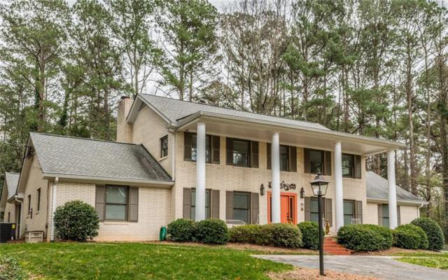 976 Hess Drive, Avondale Estates, GA 30002 (MLS #6112430) :: The Zac Team @ RE/MAX Metro Atlanta