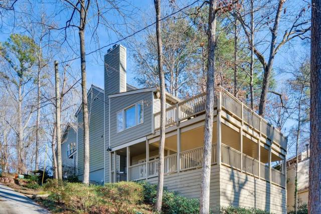 1265 Old Woodbine Road NE, Sandy Springs, GA 30319 (MLS #6119258) :: The Zac Team @ RE/MAX Metro Atlanta