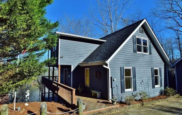 48 Chestatee View Place, Dawsonville, GA 30534 (MLS #6120275) :: North Atlanta Home Team