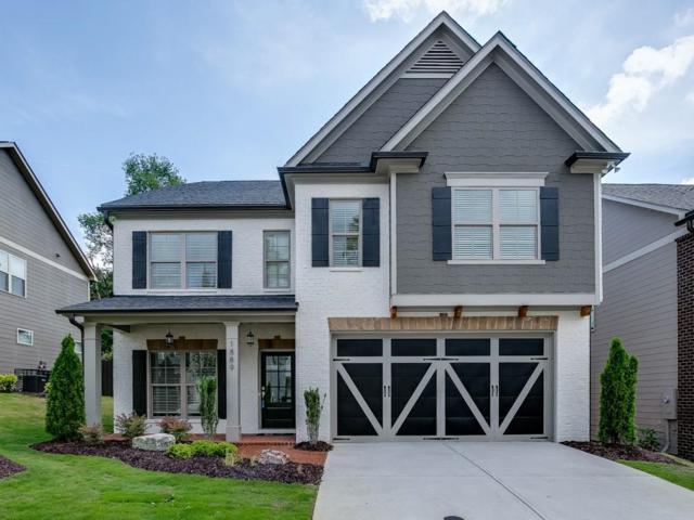 1889 Weston Lane, Tucker, GA 30084 (MLS #6120565) :: Iconic Living Real Estate Professionals