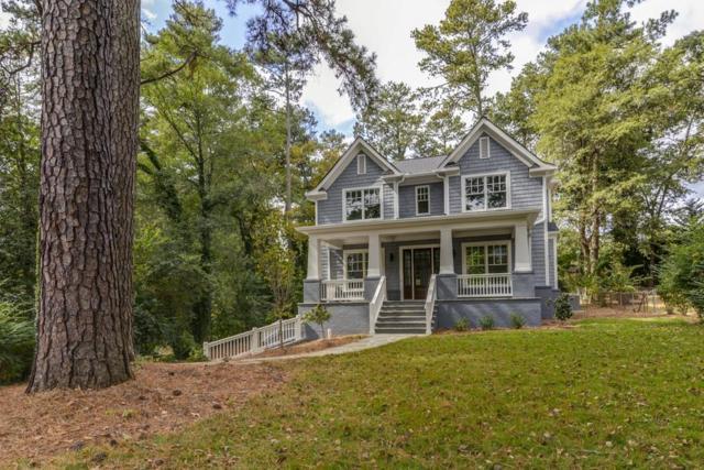 3502 Rockhaven Circle NE, Atlanta, GA 30324 (MLS #6126356) :: North Atlanta Home Team