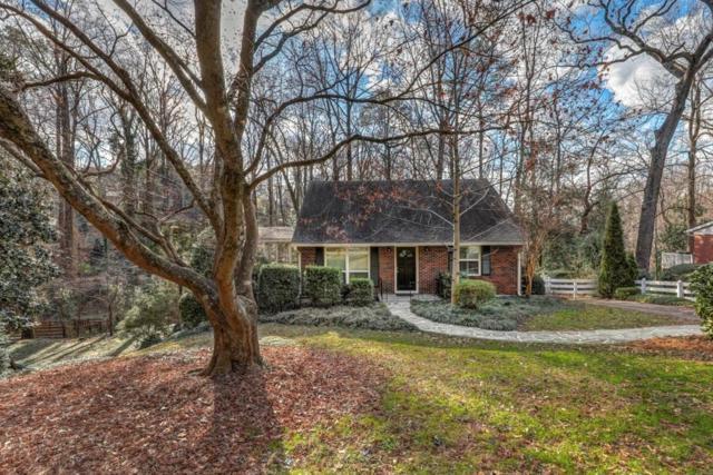 2604 Ridgemore Road NW, Atlanta, GA 30318 (MLS #6126481) :: Ashton Taylor Realty
