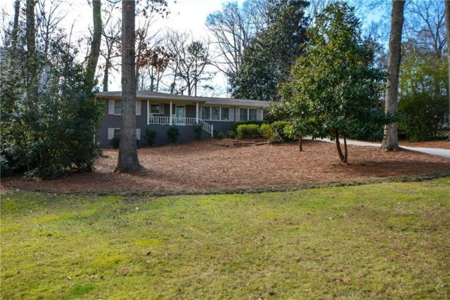 1255 Hopkins Terrace NE, Atlanta, GA 30324 (MLS #6126828) :: The Cowan Connection Team