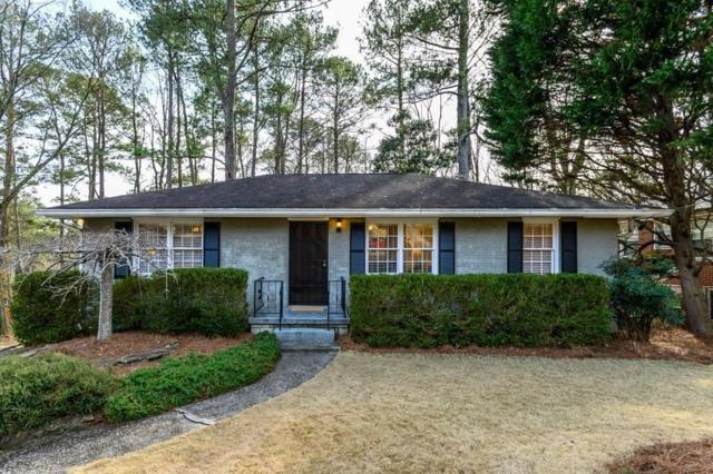 1129 Willivee Drive, Decatur, GA 30033 (MLS #6127570) :: The Zac Team @ RE/MAX Metro Atlanta