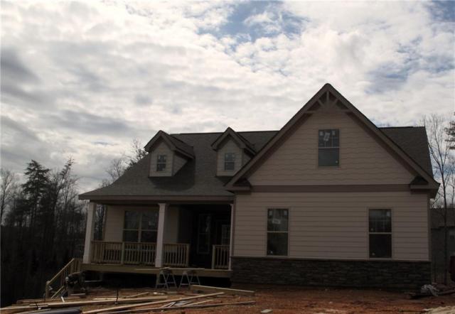 6450 Burleson Drive, Gainesville, GA 30506 (MLS #6127763) :: The North Georgia Group
