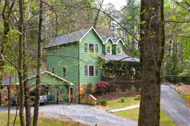 31 Nahunta Court, Ellijay, GA 30540 (MLS #6501925) :: Hollingsworth & Company Real Estate