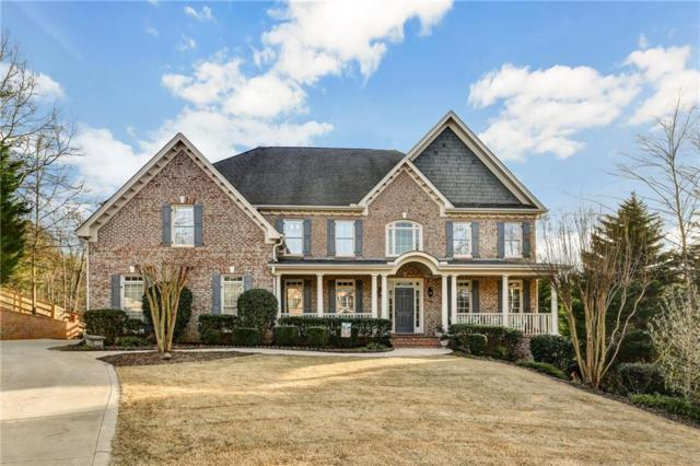 108 Ridge View Drive, Ball Ground, GA 30107 (MLS #6503479) :: North Atlanta Home Team