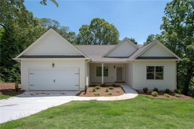 819 Hillside Drive, Gainesville, GA 30501 (MLS #6504450) :: North Atlanta Home Team