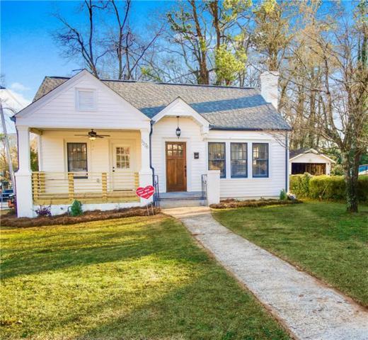 1376 Winburn Drive, Atlanta, GA 30344 (MLS #6505958) :: Iconic Living Real Estate Professionals
