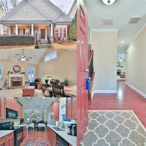607 Pringle Drive, Suwanee, GA 30024 (MLS #6506860) :: The Zac Team @ RE/MAX Metro Atlanta