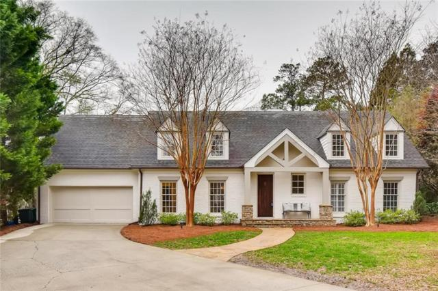 2940 Mabry Road NE, Brookhaven, GA 30319 (MLS #6507919) :: Kennesaw Life Real Estate