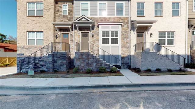 194 Mahnaz Drive #71, Atlanta, GA 30331 (MLS #6508957) :: North Atlanta Home Team