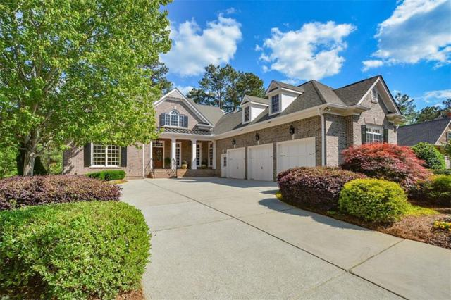 6191 NW Talmadge Run NW, Acworth, GA 30101 (MLS #6513317) :: Todd Lemoine Team