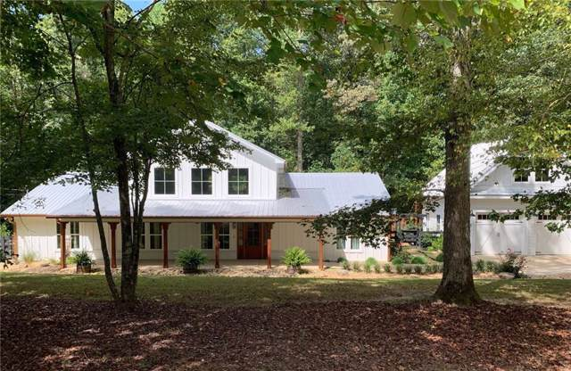 161 Willow Creek Lane, Ellijay, GA 30536 (MLS #6513524) :: North Atlanta Home Team