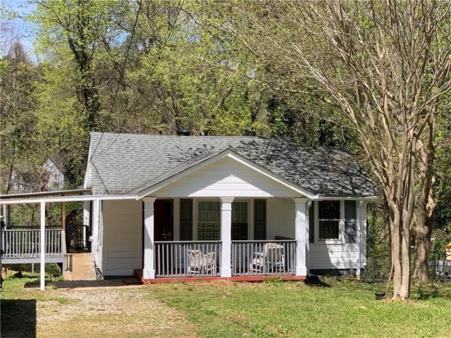 185 Polar Rock Road SW, Atlanta, GA 30315 (MLS #6515492) :: Iconic Living Real Estate Professionals