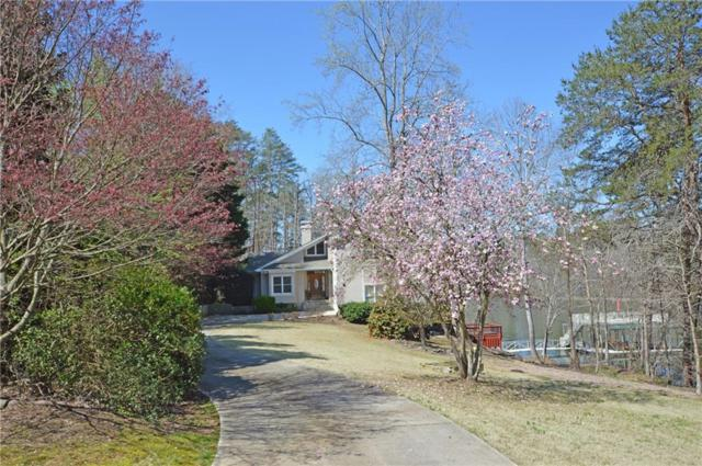 5694 Old Wilkie Road, Gainesville, GA 30506 (MLS #6516000) :: Hollingsworth & Company Real Estate