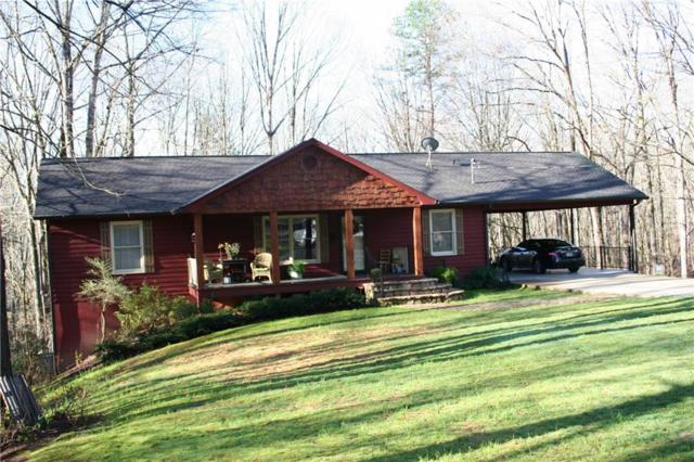 971 Porter Springs Rd, Dahlonega, GA 30533 (MLS #6516500) :: Rock River Realty