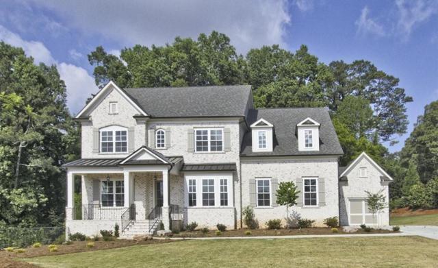 125 Milestone Trail, Milton, GA 30004 (MLS #6517241) :: North Atlanta Home Team
